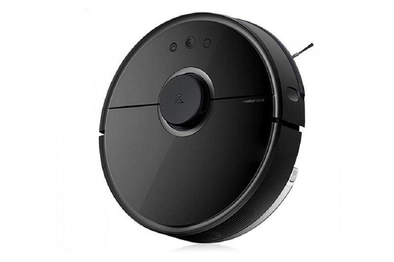 XIAOMI Roborock , S55 Robot Vacuum Cleaner 2 Black robots cyprus