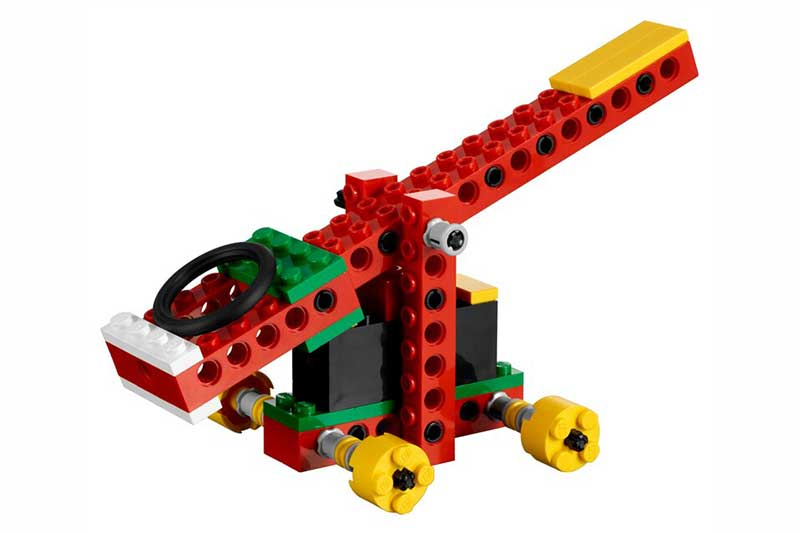Simple Machines Set by LEGO® Education | Robots Cyprus