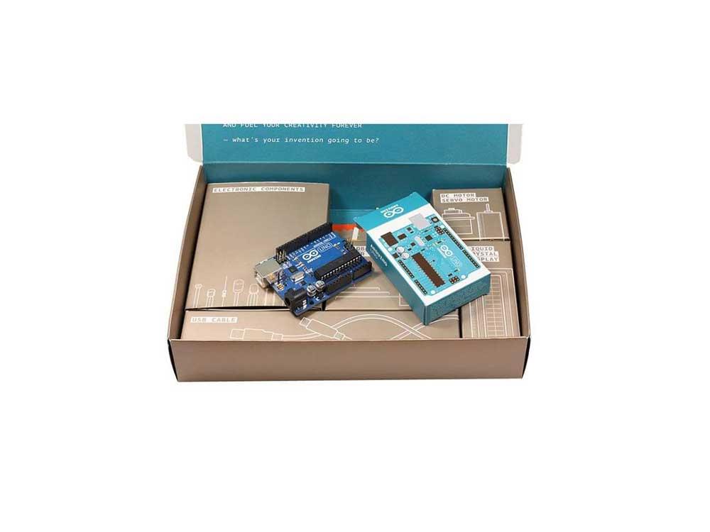 Arduino Starter kit Robots Cyprus Nicosia Limassol Famagusta Paphos Larnaca open box