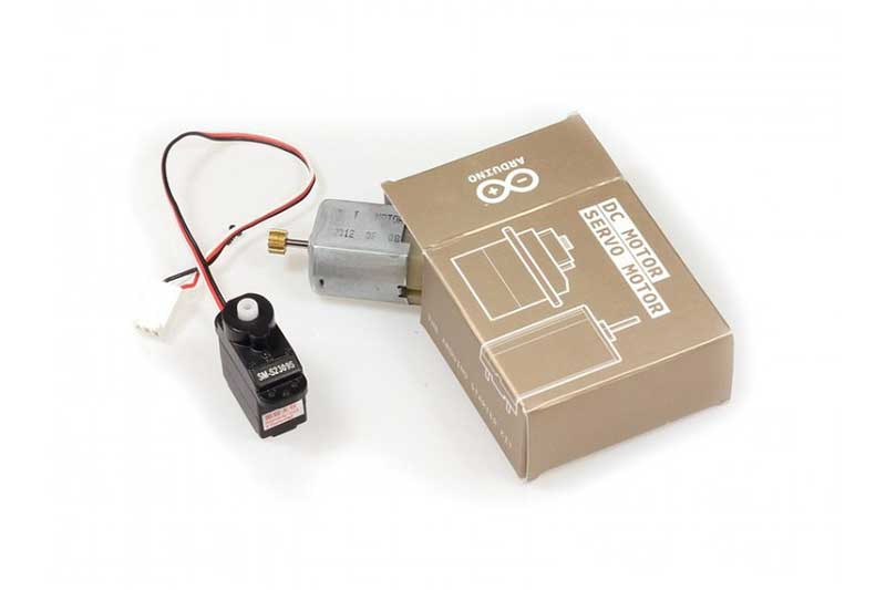 Arduino Starter kit robots cyprus motor