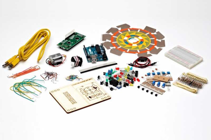 Arduino Starter kit robots cyprus parts