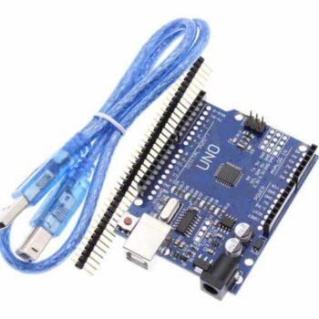 Arduino UNO R3 ATmega328P Compatible Robots Cyprus