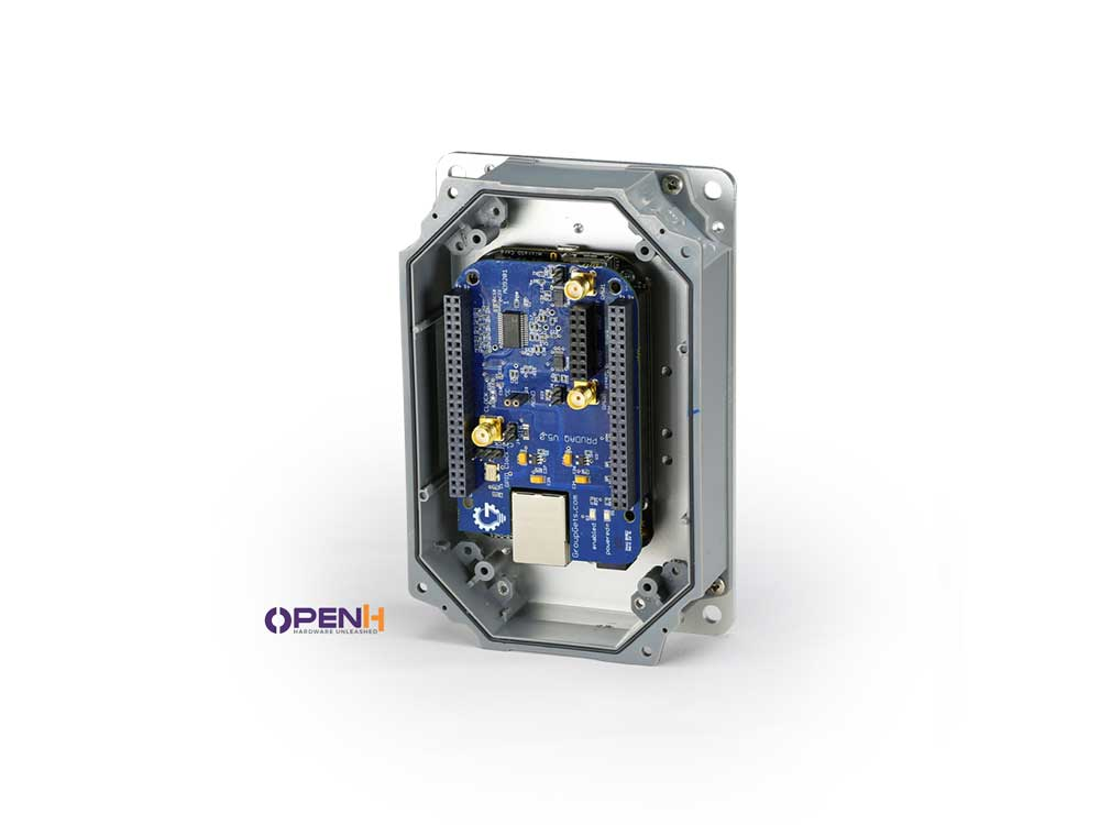 Rubicon Enclosure for use with Raspberry Pi-Arduino-Beaglebone Robots Cyprus Nicosia Limassol Famagusta Paphos Larnacagrey blue boards