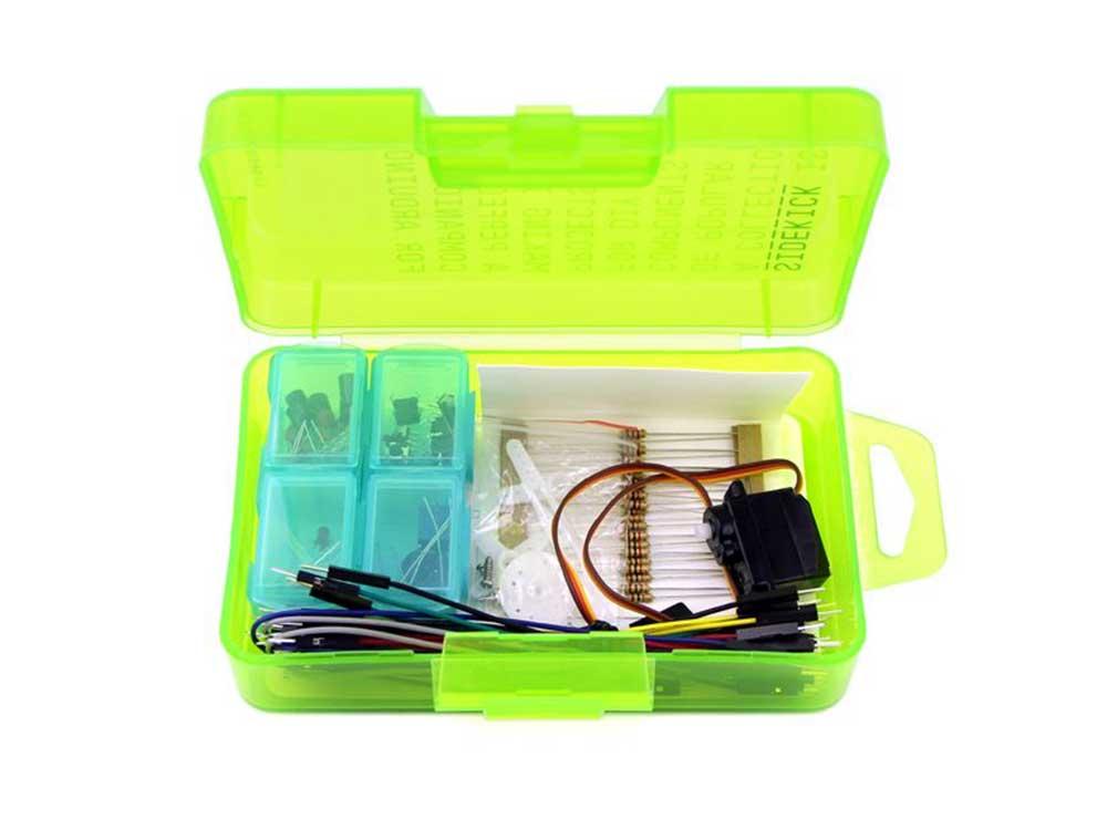Sidekick Basic Kit for Arduino V2 Robots Cyprus Nicosia Limassol Famagusta Paphos Larnaca open box