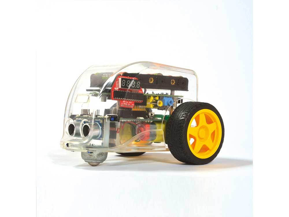Pi2Go Robots Cyprus Nicosia Limassol Famagusta Paphos Larnaca car side