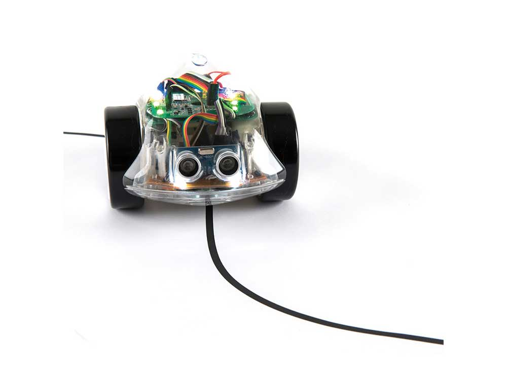 TTS InOBot Προγραμματιζόμενο με Scratch Robots Cyprus Nicosia Limassol Famagusta Paphos Larnaca front